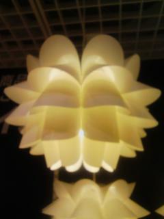 IKEAペンダントライト1