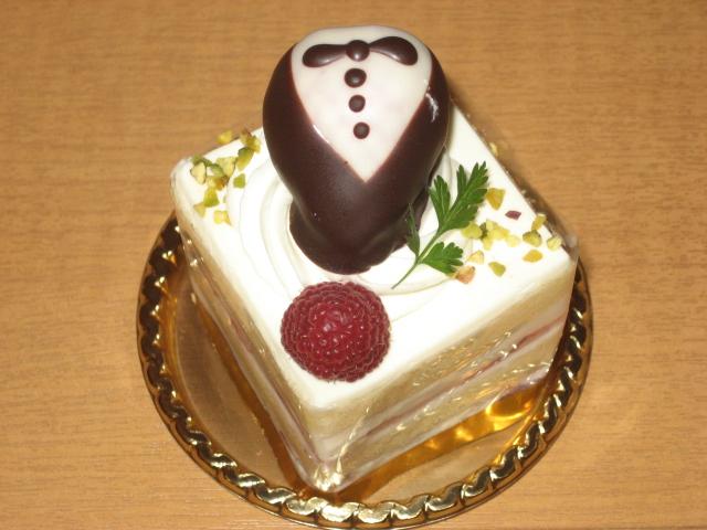 シェフミッキー ケーキ