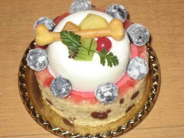 シェフミッキー ケーキ2