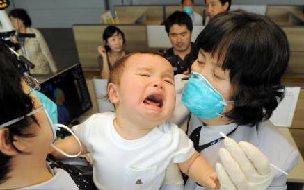 新型インフルエンザ 感染