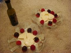 Mia B-day 2009 dessert