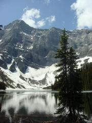 夏ロッキー_Rawson Lake1
