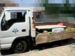 山喜建設のトラック