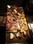 焼肉と焼野菜