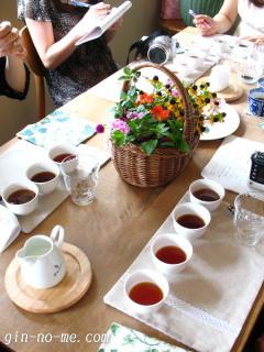 紅茶と水の関係