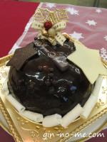 サンニコラのクリスマスケーキ