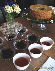 ゆるりら季節の紅茶教室