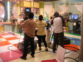 石川テレビ リフレッシュ リハーサル