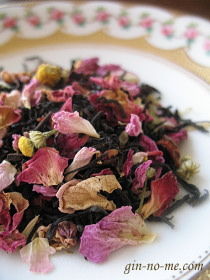 Tea & Herb Blend ROSE