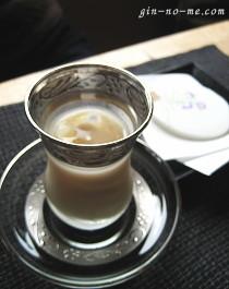 ほうじ茶ミルクティー