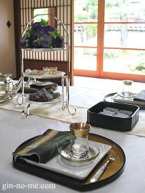 茶室で紅茶の会