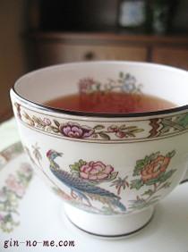 ウェッジウッド クタニクレーンでお茶