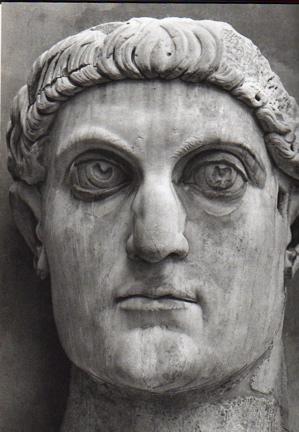コンスタンティヌス頭部