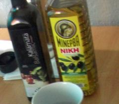 オリーブ油は必需品。。