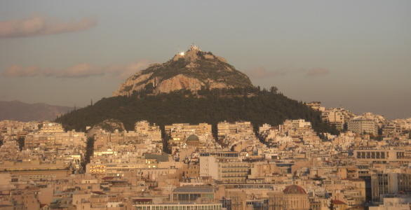 リカベトスの丘