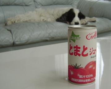 やっぱトマトジュースよね~♪