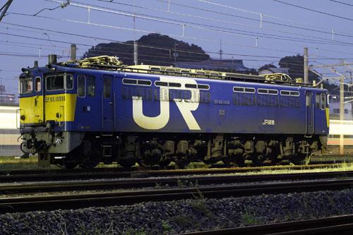 8461レ後 EF65-1059 081103