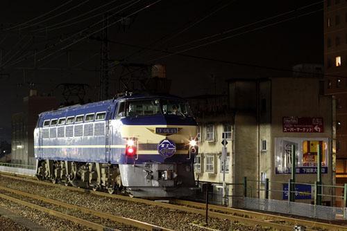 2レ EF66-45 081103