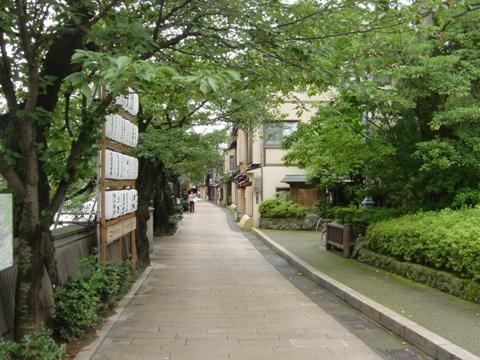 主計町(2009.08.10)
