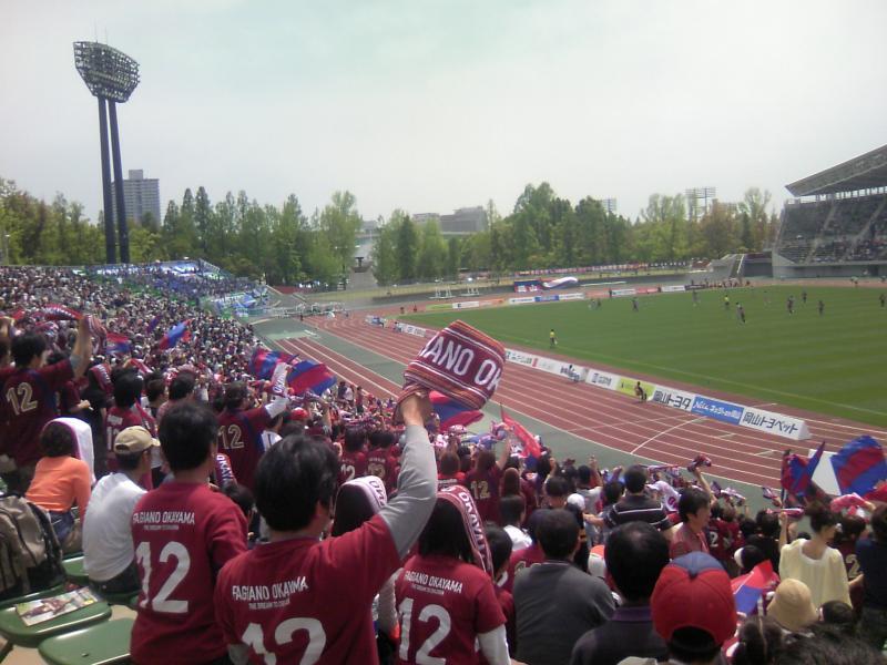 ファジアーノ-0505徳島戦観客1