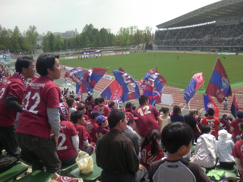 ファジアーノ-0505徳島戦観客席2