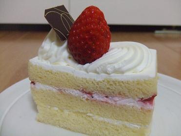 ちとせ ショートケーキ