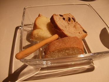 カーザ・デッラマンテ パン