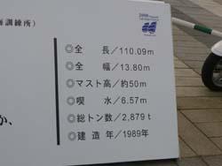 海王丸全長
