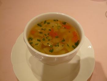 ラ・ポストスープ