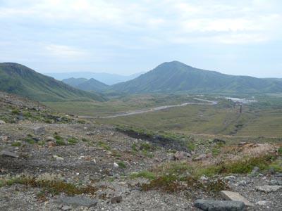 噴火口道路