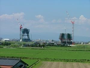2008年開通予定 矢部川橋