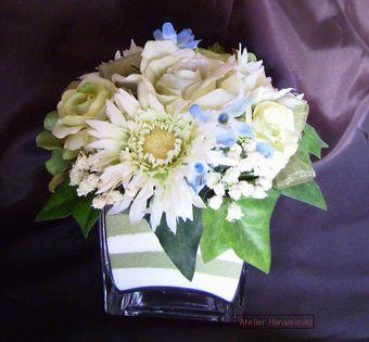 green arrangement1
