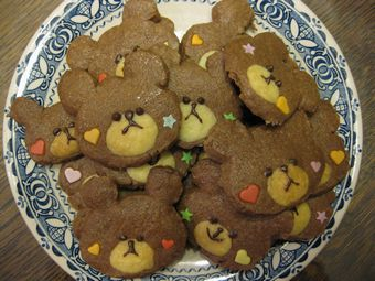 直美くまクッキー