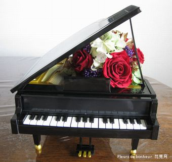 piano 正面