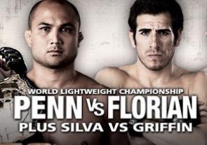 UFC101_Penn_Florian_BJ・ペン_ケニー・フロリアン
