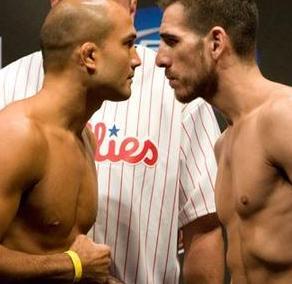 UFC101_BJ・ペン×ケニー・フロリアン