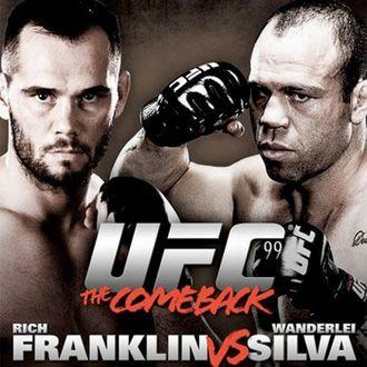 UFC99 シウバ ミルコ 宇野