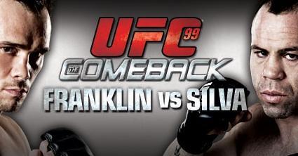 UFC99 MMA シウバ