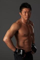秋山成勲 UFC