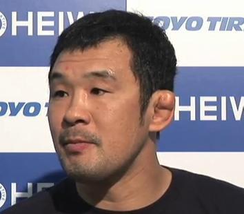 桜庭和志の試合後インタビュー