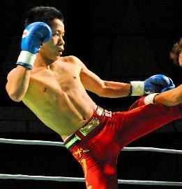 高嶋龍弘 シュートボクシング