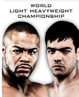 UFC98 LYOTO EVANS リョート エバンス 無敗