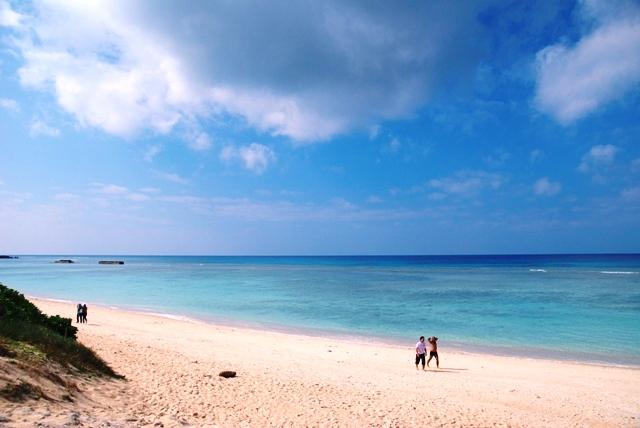 ニシ浜です。