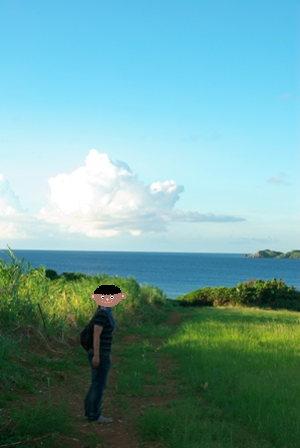 海はすぐそこなのに・・・