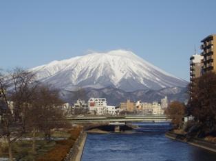 岩手山2009.01.03