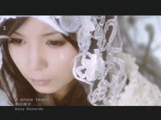 Nakagawa Shoko - snow tears