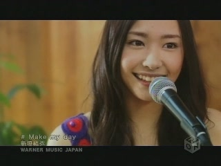 Aragaki Yui - Make my day