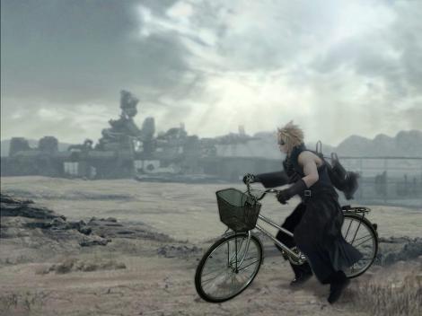 FF7自転車