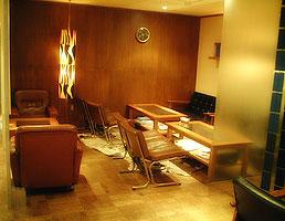 Tokyo Apartment Cafe
