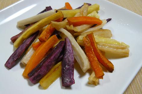 根菜の甘酢